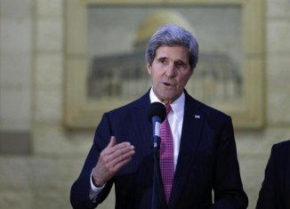 John Kerry has said the US will help Iraq fight al-Qaeda-linked militants, but that it is not planning to send troops back to the country