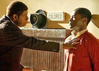 Louis Gaines character, portrayed by actor David Oyelowo, is entirely fictional
