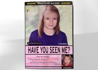 Madeleine McCann went missing aged three from her room at the Praia da Luz holiday resort in the Algarve in May 2007
