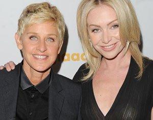 Portia de Rossi's relationship with Ellen DeGeneres may be on the rocks