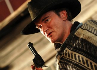 Quentin Tarantino has dropped Western called The Hateful Eight after it apparently leaked out to Hollywood agents