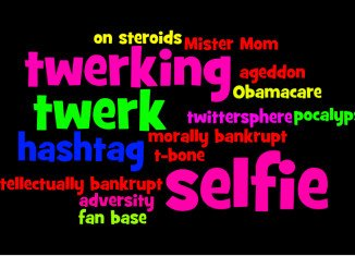 Selfie, twerking and hashtag top 2014 Lake Superior State University List of Banished Words