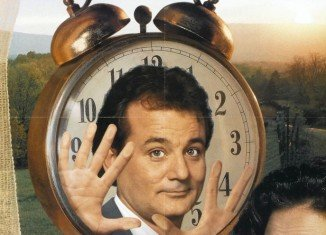 Tim Minchin is working on a musical adaptation of the film Groundhog Day