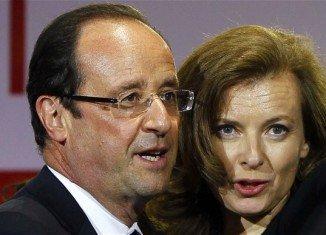 Valerie Trierweiler went to hospital shortly after Closer magazine alleged Francois Hollande was having an affair with Julie Gayet