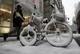 At least 11 people died, more than a thousand were injured and tens of thousands lost power when the worst snowstorm in decades hit Tokyo