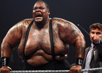 Big Daddy V wrestled in both the WWF and WWE, and he was the 1995 King of the Ring