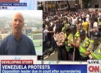CNN says Venezuela has revoked the accreditation of its Caracas-based reporter