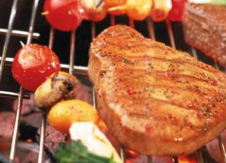 Cooking meat produces chemicals which may increase the risk of developing dementia