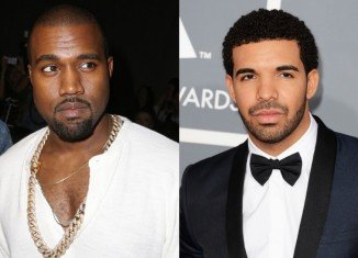 Drake has been defended by Kanye West after becoming embroiled in a feud with Rolling Stone magazine editors