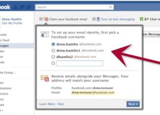 Facebook has quietly ended its three-year-old email address system