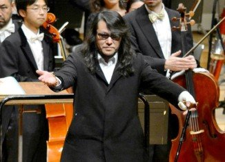 Mamoru Samuragochi has admitted he is not totally deaf