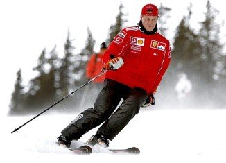 Michael Schumacher was rumored to have died in the Grenoble hospital where doctors have been trying to bring him out of the coma