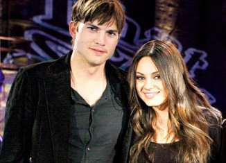 Mila Kunis arranged a surprise bash for Ashton Kutcher's 36th birthday at La Poubelle restaurant in Hollywood