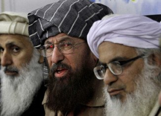 Pakistan's government has a formal meeting with a Taliban-nominated team in Islamabad