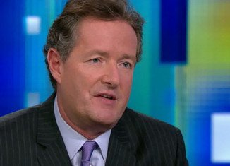 Piers Morgan was questioned by police as part of an investigation into alleged hacking at Mirror Group Newspapers