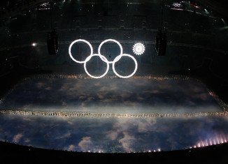 Sochi Winter Games 2014 opening ceremony kicked off with Olympic ring glitch