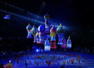 Sochi Winter Games 2014