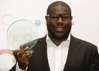 Steve McQueen's film 12 Years A Slave took home film of the year at the Critic' Circle Film Awards