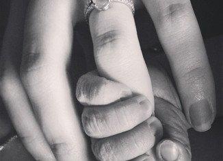 Teresa Palmer gave birth to a baby boy on February 17
