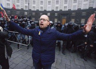 The Maidan council named Arseniy Yatsenyuk to become prime minister