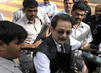 The Supreme Court had ordered the arrest of Subrata Roy on Wednesday after he failed to appear before judges in a case of fraud