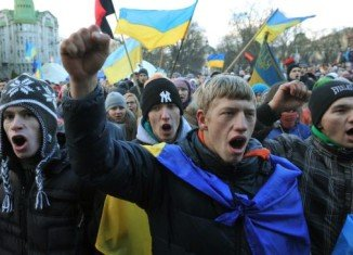 The last of 243 Ukrainian protesters detained during almost three months of unrest have been freed