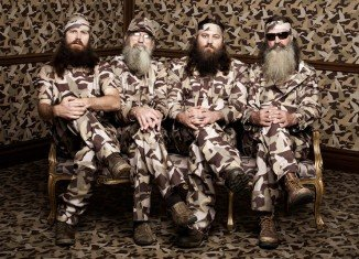 Wednesday's episode of Duck Dynasty reality show drew only 5.2 million viewers