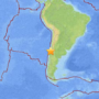 Chile: 6.7 earthquake strikes offshore Tarapaca