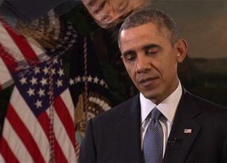 """Barack Obama ruled out a """"military excursion"""" by the US in Ukraine"""