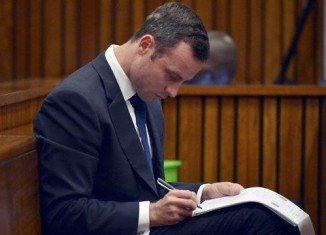Col. Schoombie van Rensburg told Oscar Pistorius' murder trial that two of the athlete's watches went missing from the crime scene