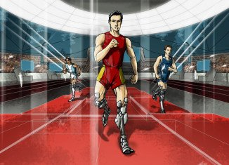 Cybathlon will take place in Zurich on October 8, 2016