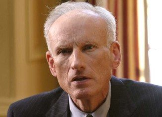 Diagnosed with melanoma in 1992, James Rebhorn continued working until last month