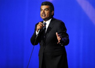 George Lopez took the stage at Caesars Windsor Hotel and Casino in Canada just one day after being arrested for public intoxication