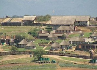 Jacob Zuma's Nkandla private home upgrades, including a pool and cattle enclosure, cost taxpayers about $23 million