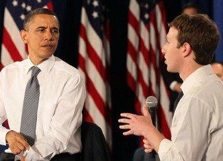 "Mark Zuckerberg has revealed he has called President Barack Obama to ""express frustration"" over US digital surveillance"