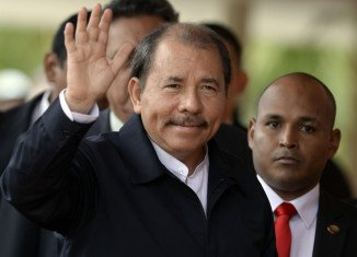 Nicaragua's President Daniel Ortega appeared in public after a 10-day absence which had led to rumors about his health