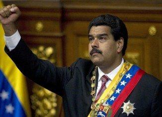 Nicolas Maduro has accused Panama of conspiring to bring down his government