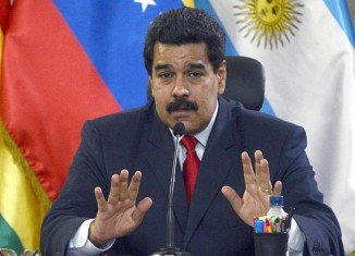 Nicolas Maduro has announced that three air force generals have been arrested for plotting an uprising against his government