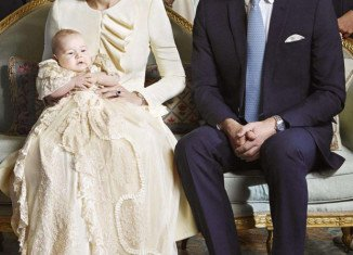 Prince George's nanny is Maria Teresa Turrion Borrallo