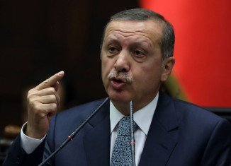 Recep Tayyip Erdogan has announced that his government could ban Facebook and YouTube, arguing that opponents are using social media to attack him