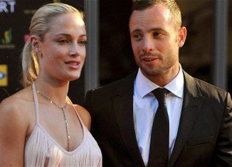 Reeva Steenkamp sent Oscar Pistorius a text message saying she was scared of him