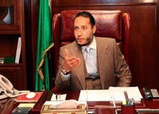 Saadi Gaddafi, the former head of Libya's football federation, fled to Niger after his father was killed in the 2011 revolution