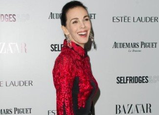 The L'Wren Scott Amber Award was created by The Art of Elysium to honor emerging fashion designers