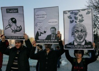 Turkey's Twitter ban sparks outrage and social media mocks
