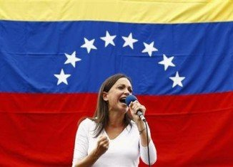Venezuela has stripped Maria Corina Machado of her Congress mandate after she spoke before the OAS
