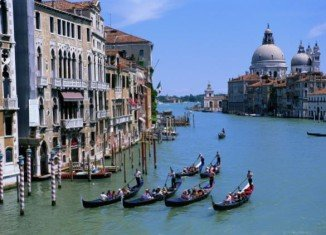 Venice and the surrounding region are voting on whether to break away from Italy