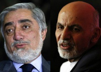 Abdullah Abdullah and Ashraf Ghani are now expected to face a run-off vote on May 28