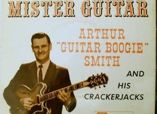 Arthur Smith found fame with his 1948 single Guitar Boogie