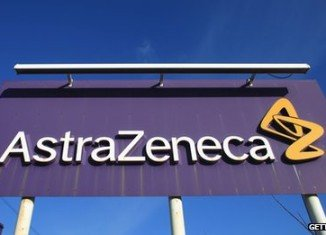 AstraZeneca's shares rose by more than 14 percent on Monday, after pharmaceutical giant Pfizer confirmed its interest in a takeover bid