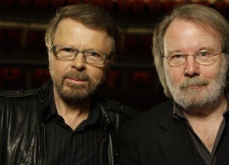 Benny Andersson and Bjorn Ulvaeus are to perform on stage at the finale of the Olivier Awards